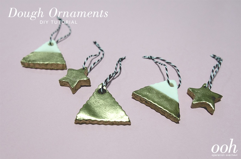 OOH - Dough Ornaments Tutorial 1