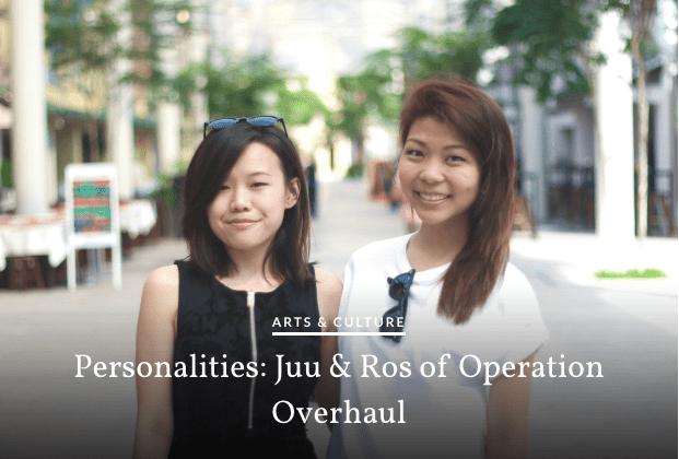 Juu & Ros of Operation Overhaul