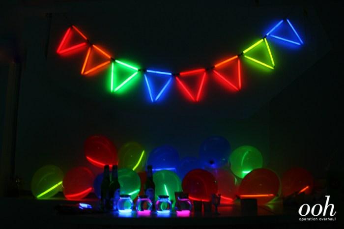 OOH x IKEA - Glow Setup