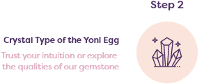 how to choose yoni egg