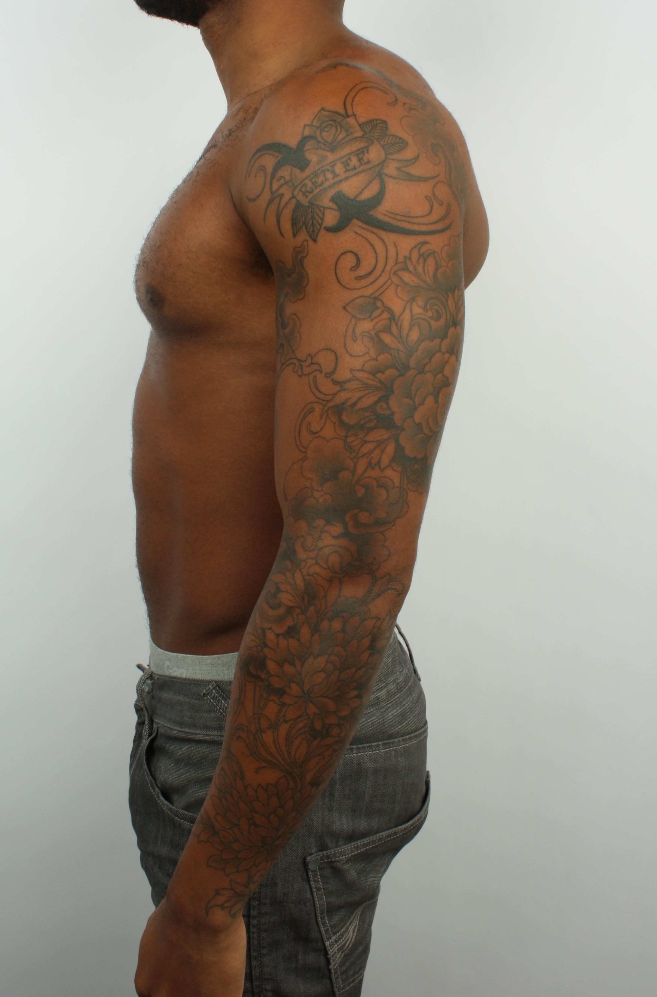 Black Guys With Tattoo Sleeves : black, tattoo, sleeves, Tattoo, Ideas, Black, About, Tatoos