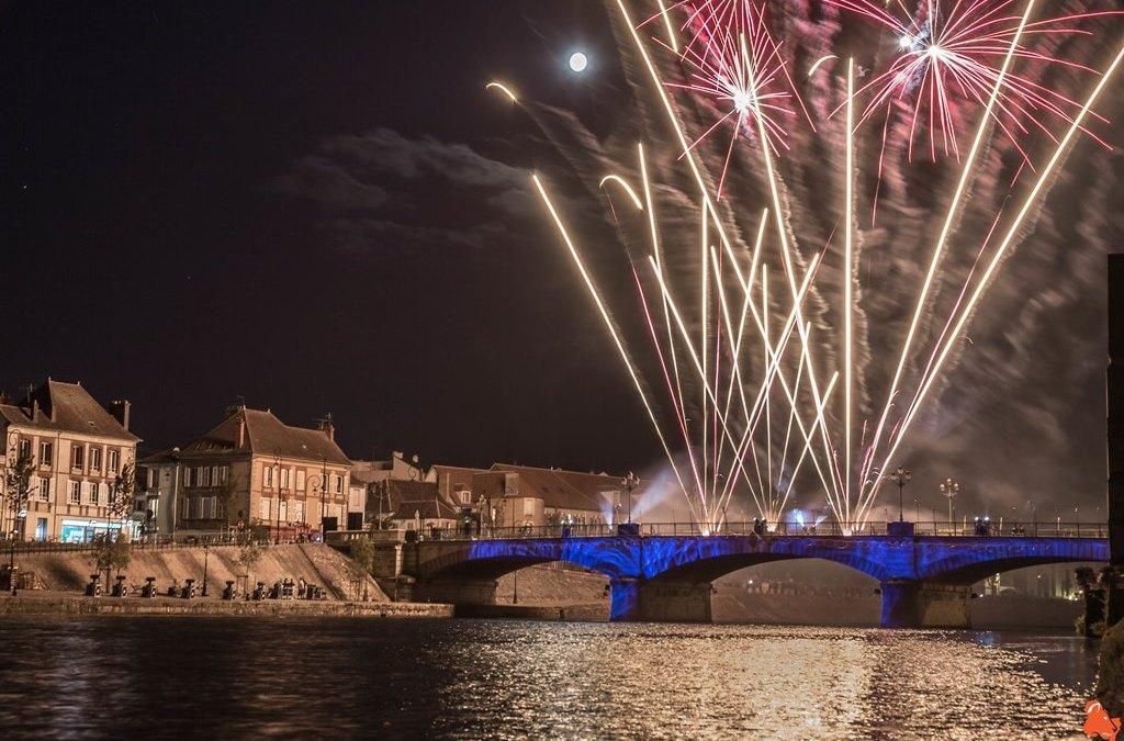 Le pont Lucien Cornet parle aux sénonais
