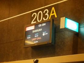 Primera parada de mi periplo hacia Nepal