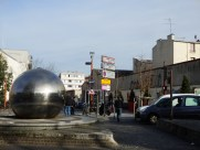 """Entrada a Saint-Ouen desde el 18o """"arrondissement"""""""