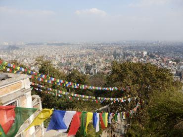 Vista general de la ciudad