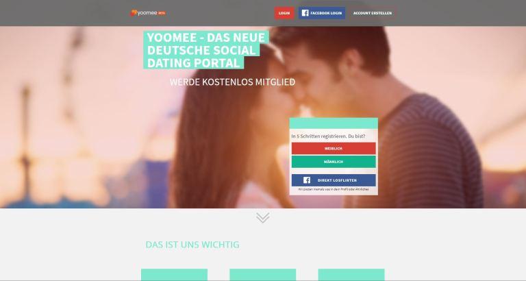 Yoomee-Account löschen