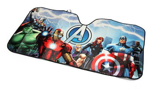 super heros pare brise 3