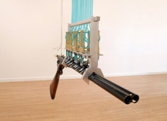 constantine zlatev robotic gun flutes
