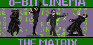 The Matrix 8-bit version