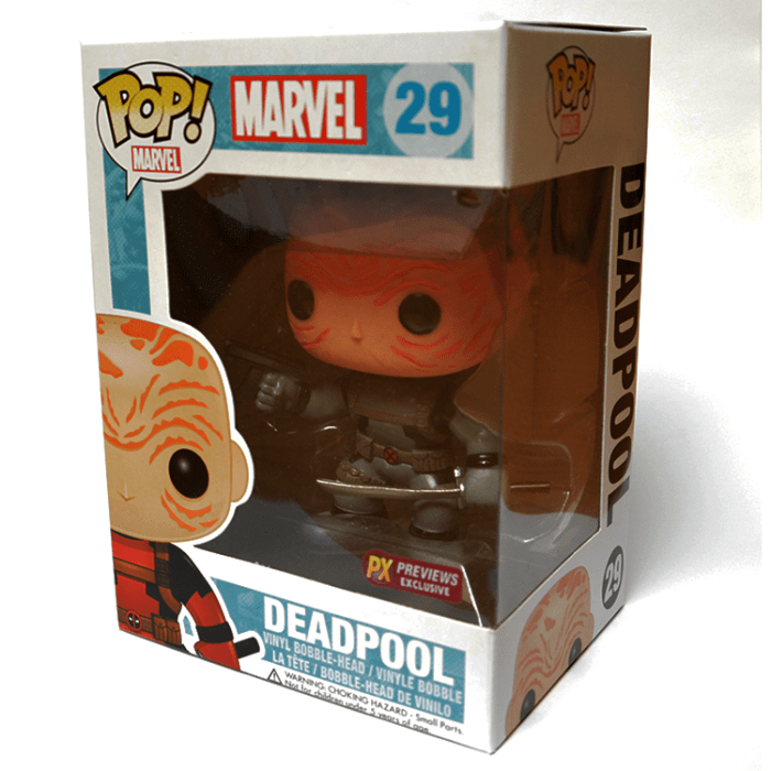 funko pop deadpool nerd block