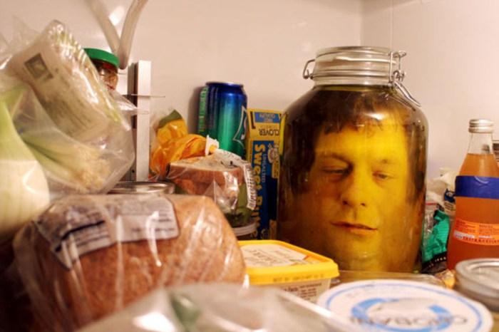 halloween decoration diy tete frigo featured