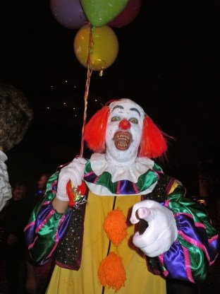 halloween deguisement adulte clown il