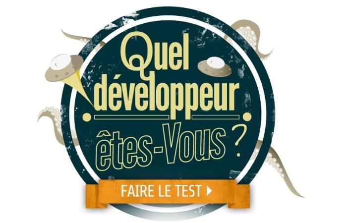 Test du développeur