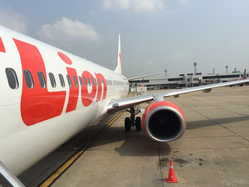 搭乘威航(V air)至曼谷再搭獅航(Lion air)轉機至清邁 – Yuyu's Daily