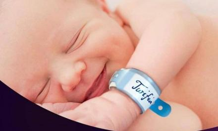 Consiguen WiFi gratis por 18 años a cambio de llamar Twifia a su bebé