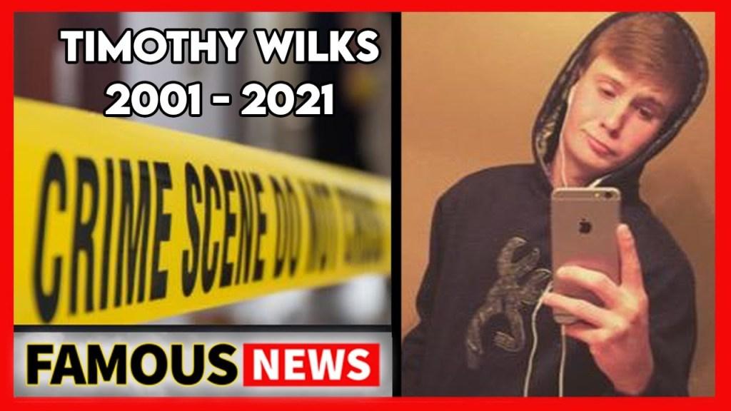 La broma pesada que le costó la vida al youtuber Timothy Wilks