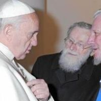 """El Papa Francisco endereza el """"Camino"""""""