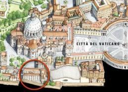 mapa Vaticano_casa santa marta