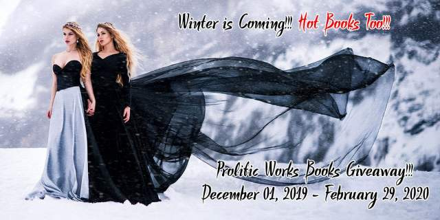 Winter is Coming – Hot Books Too!!!