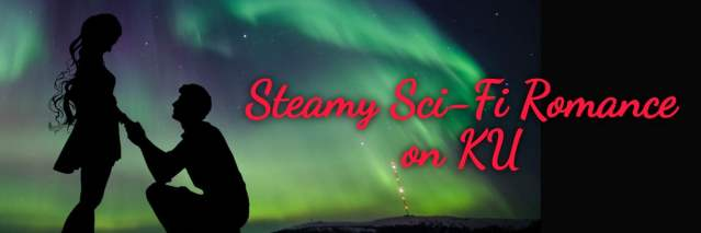 Steamy Sci-Fi Romance