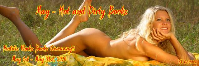 May - Hot and Dirty Books
