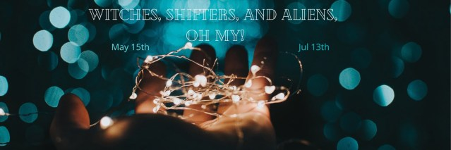 Witches, Shifters, and Aliens