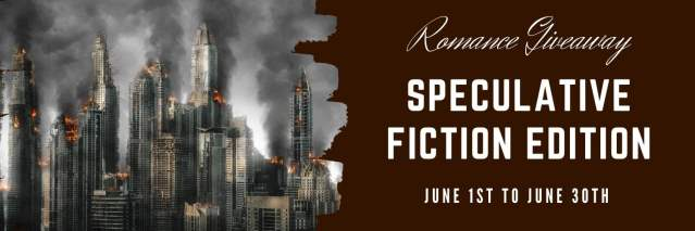 Romance Giveaway - Speculative fiction edition