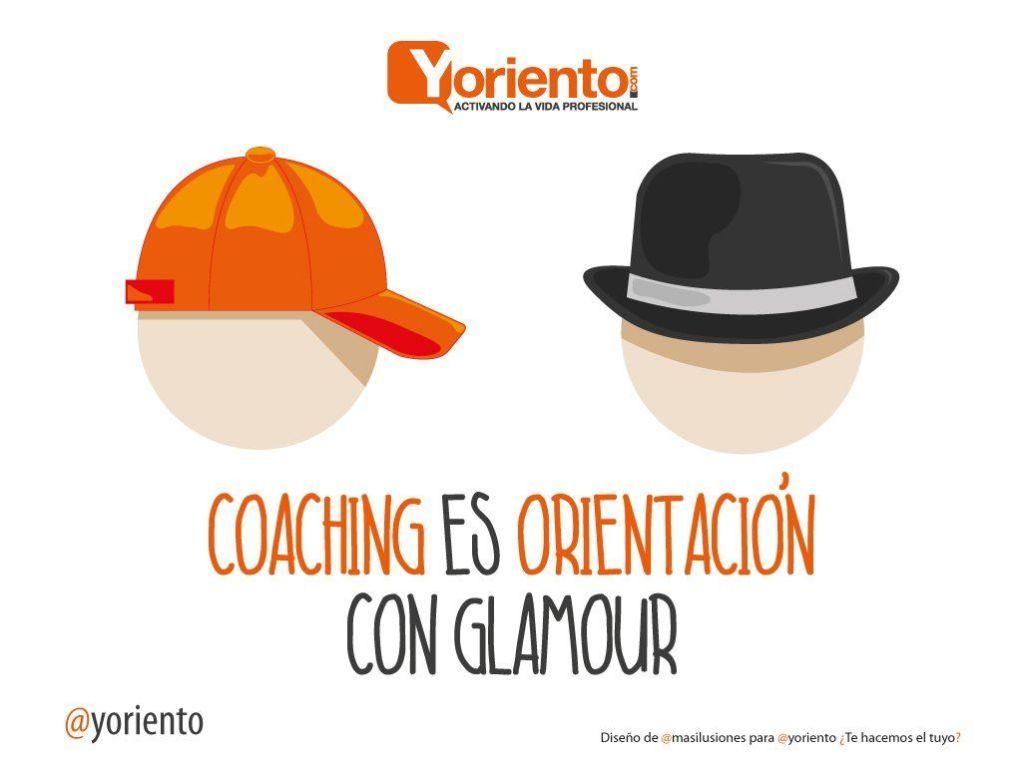 coaching es orientación con glamour