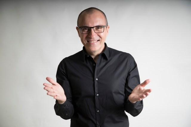 Alfonso Alcántara, conferenciante y motivador
