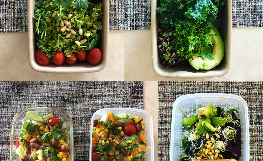 4 Tips to Mealprep in Singapore