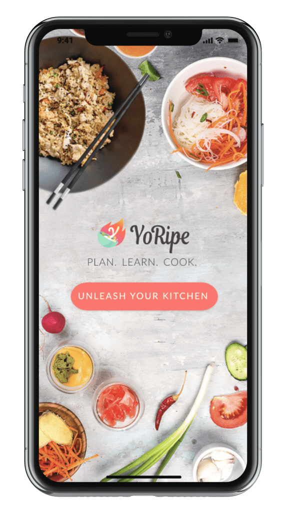 YoRipe for iOS and Android