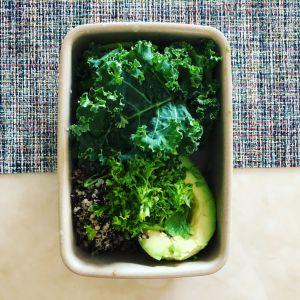 Trio Quinoa Kale Avocado