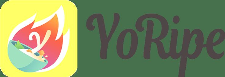 YoRipe_logo_icon_black