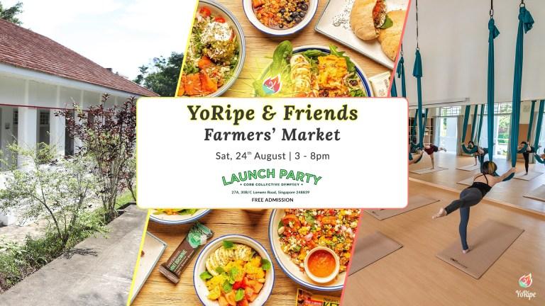 YoRipe & Friends Farmers Market