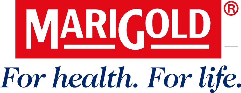 Marigold For Health For Life Logo
