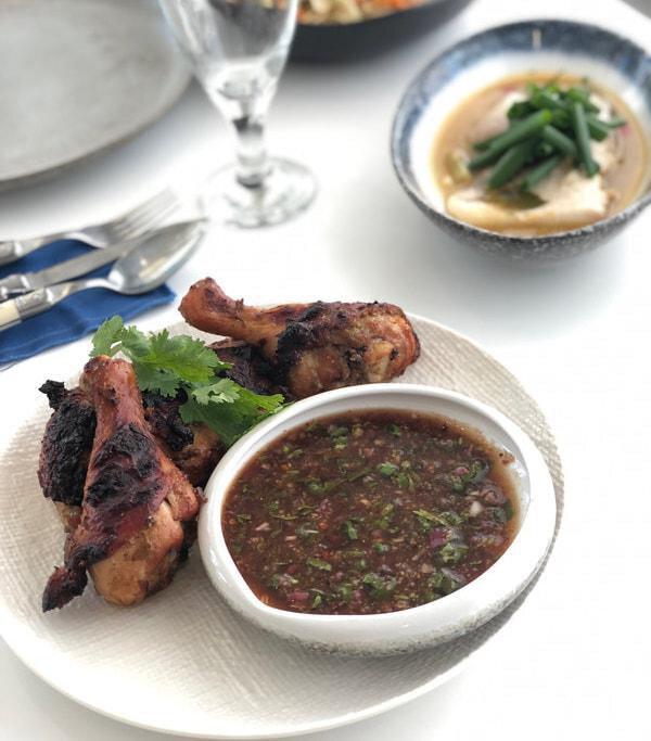 Thai Grilled Lemongrass Chicken