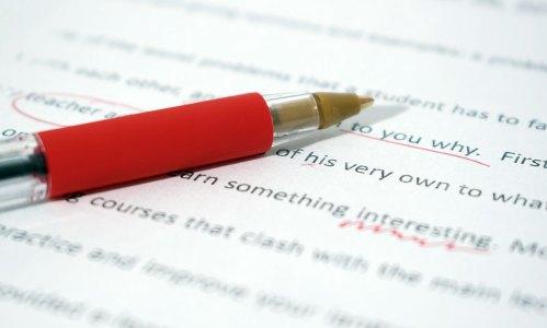 pengalaman proofreading online