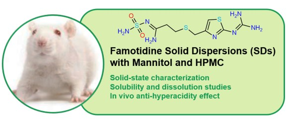 solid-dispersion-famotidine
