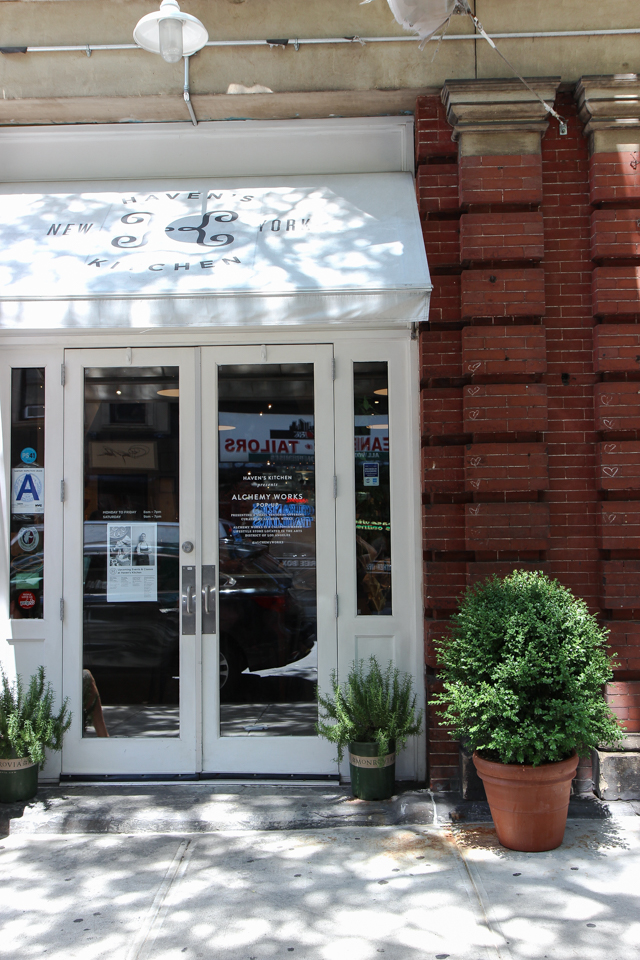 NYC Guide Southern Baking Class at Havens Kitchen  York Avenue