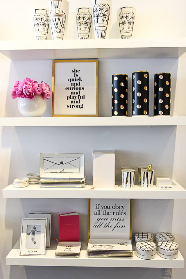 tufted desk chair fishing for heavy person nyc guide: kate spade home pop-up shop - york avenue