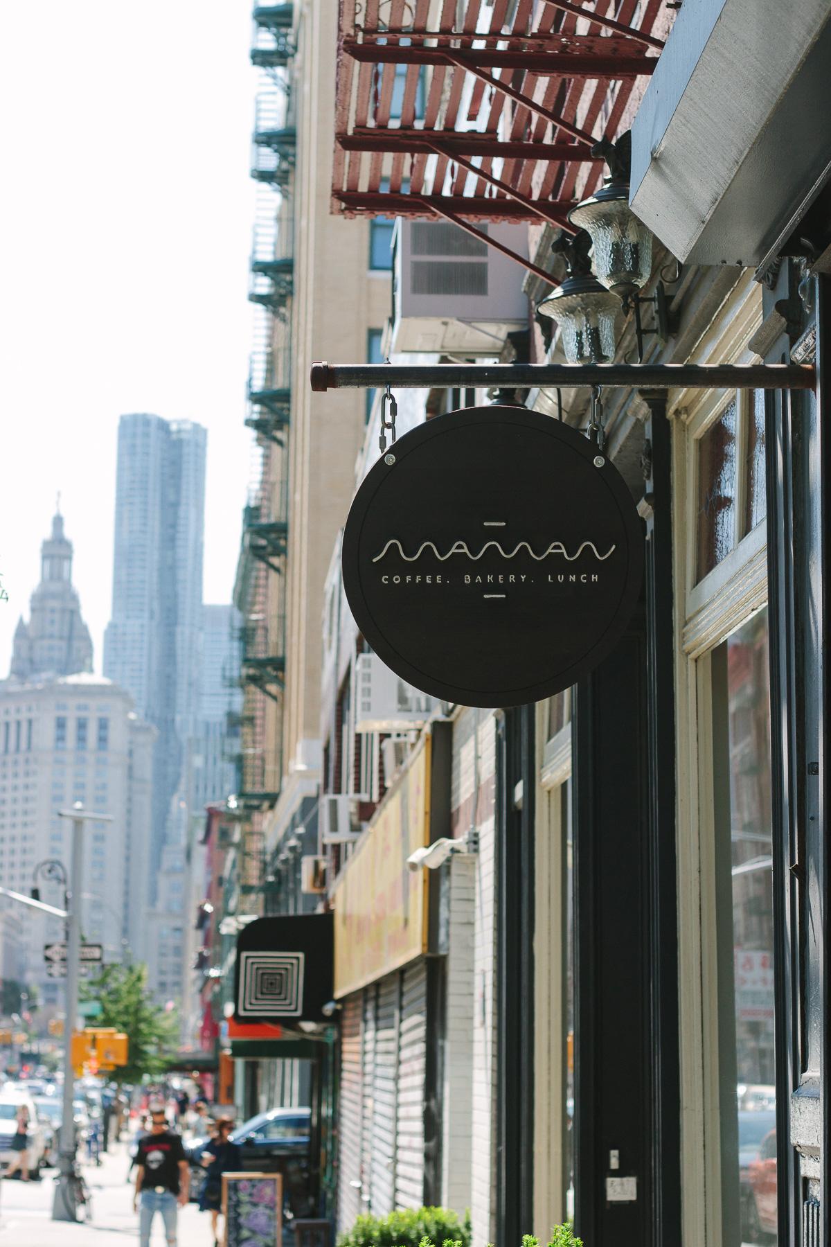 NYC Guide Maman Soho  York Avenue