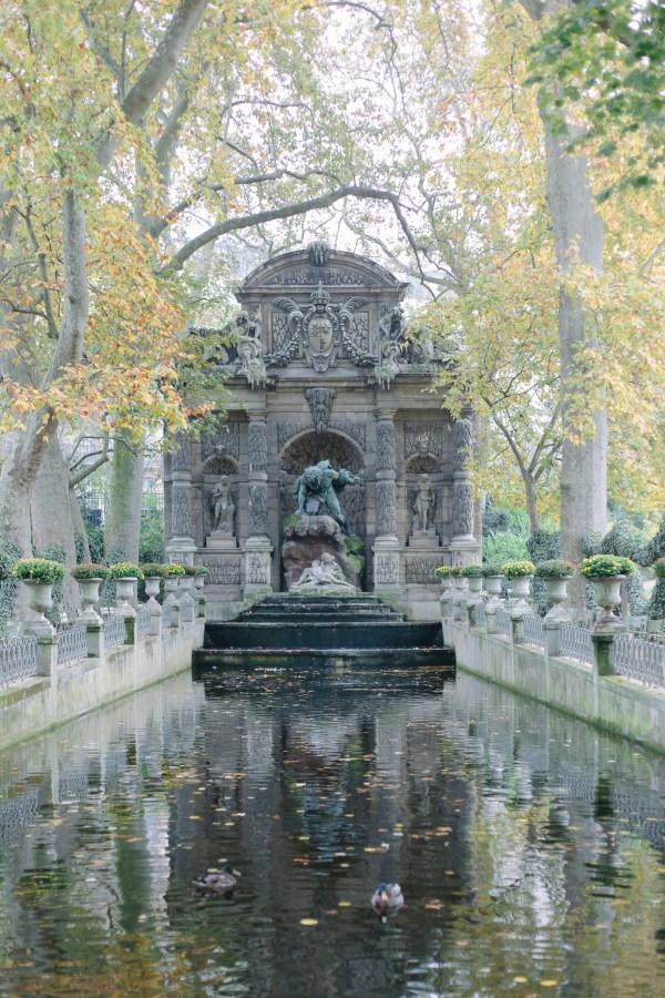 Paris Essays Jardin Du Luxembourg - York Avenue