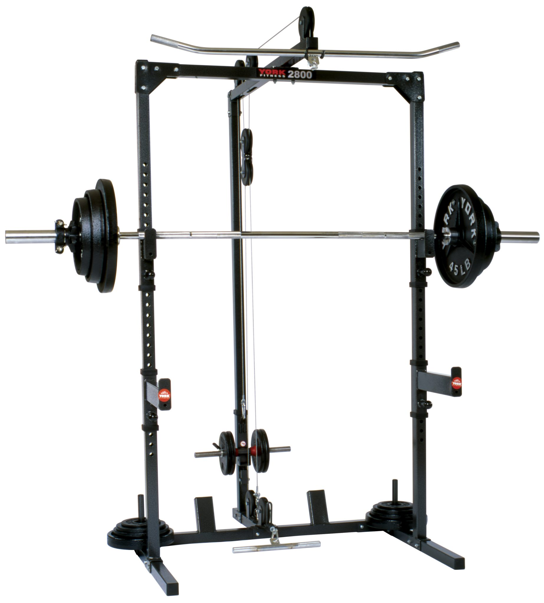 Fitness Equipment Cages