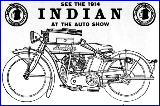 The 1914 Harley-Davidson Motorcycle Truck; also 1914