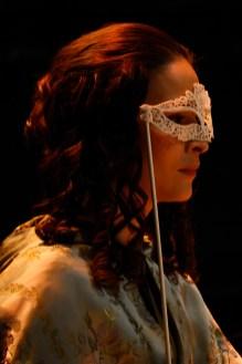 Sharon Singh as Roxane - photo by Nobby Clark