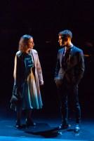 Brighton Rock 2018 Sarah Middleton as Rose and Jacob James Beswick as Pinkie 2018