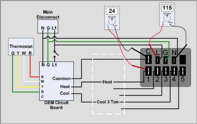 rheem x 13 motor wiring diagram