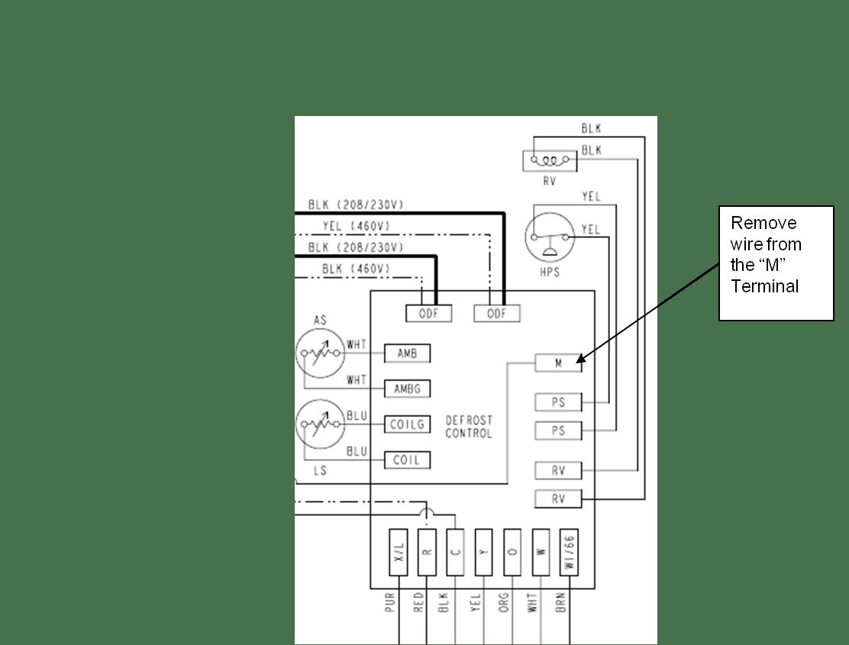 heat pump wiring diagram view [ 1112 x 845 Pixel ]