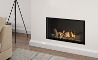 Infinity 780 FL Hole in Wall Fire - York Fireplaces & Fires