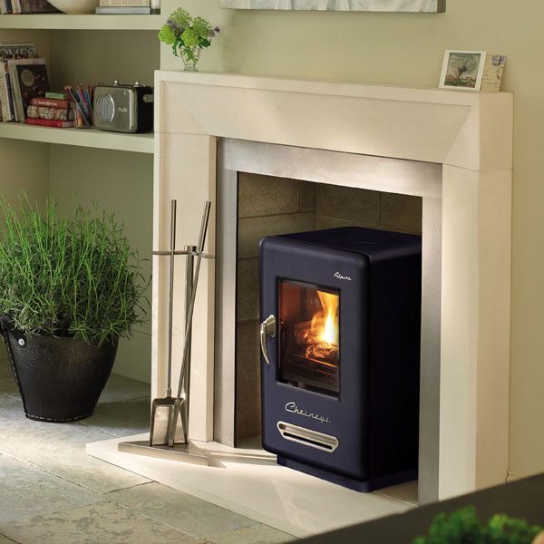 Chesneys Alpine Stove  York Fireplaces  Fires